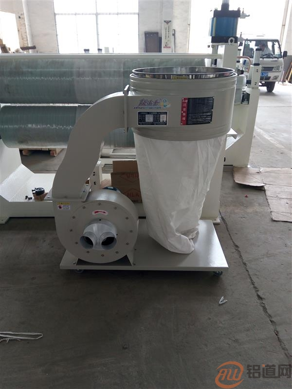 SC-ACP-1600/2000快速高效铝塑板生产线铝塑粉尘回收