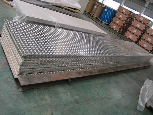 防滑3005花纹铝板加工制造厂家