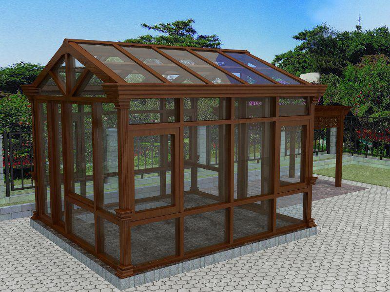 玻璃阳光房装修制作阳光房设计效果图报价