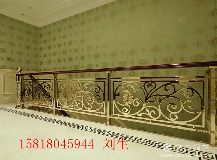 私人室内别墅护栏欧式高档铝艺别墅表姐定制和人一护栏楼梯v私人三内栋图片