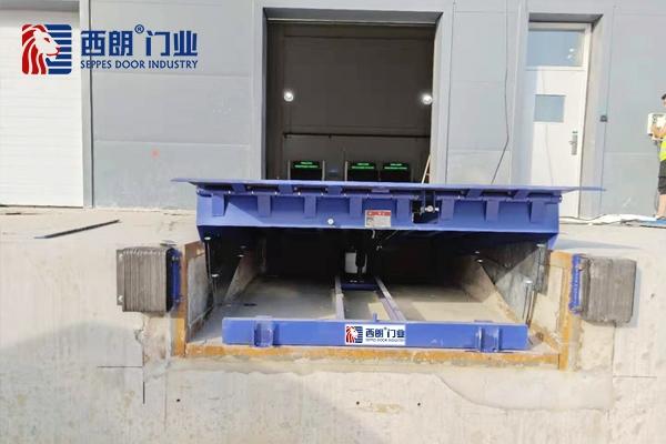 南通固定式装卸货平台