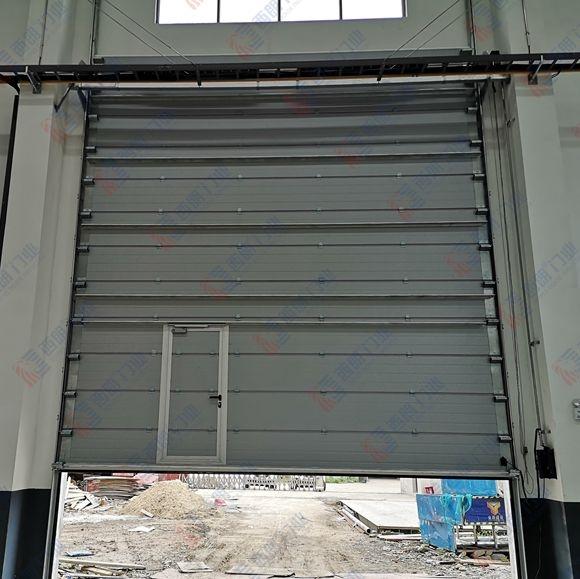 杭州制造车间使用的工业提升门