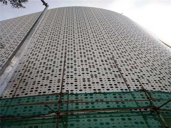 铝单板幕墙供应商 佛上厂家直销