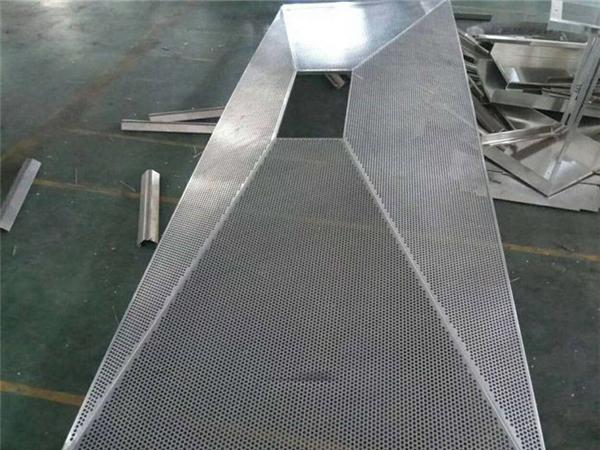 幕墙铝单板结构安装  铝单板幕墙安装