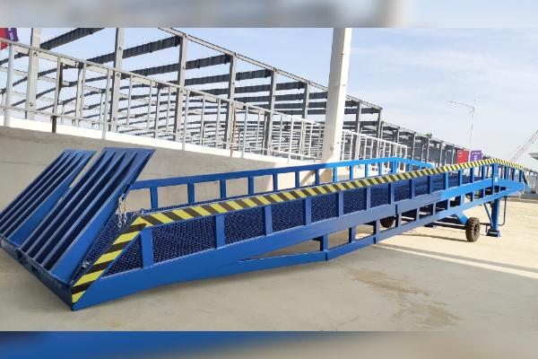 南通室外可移动的装卸货平台
