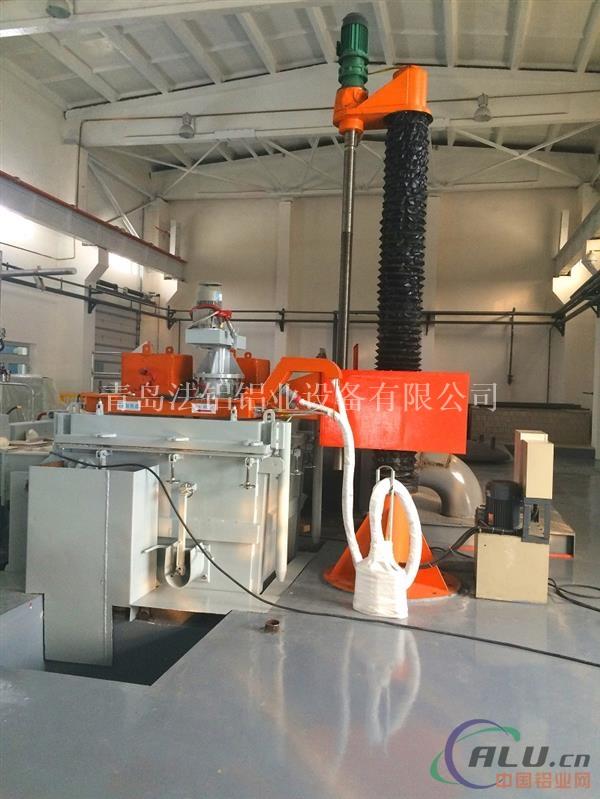 铝液除气设备