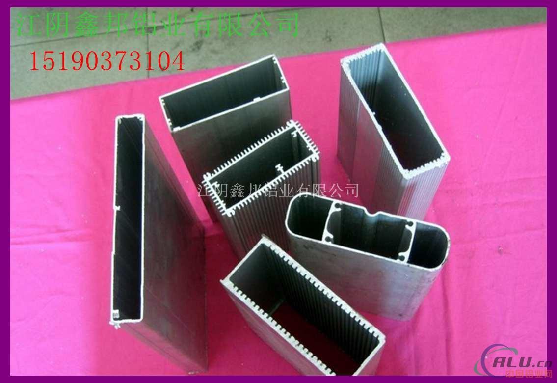 圆管方管铝型材来图来样开模生产