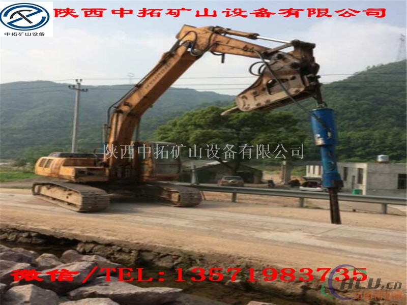 拓吊链式劈裂机钢筋预应力机械