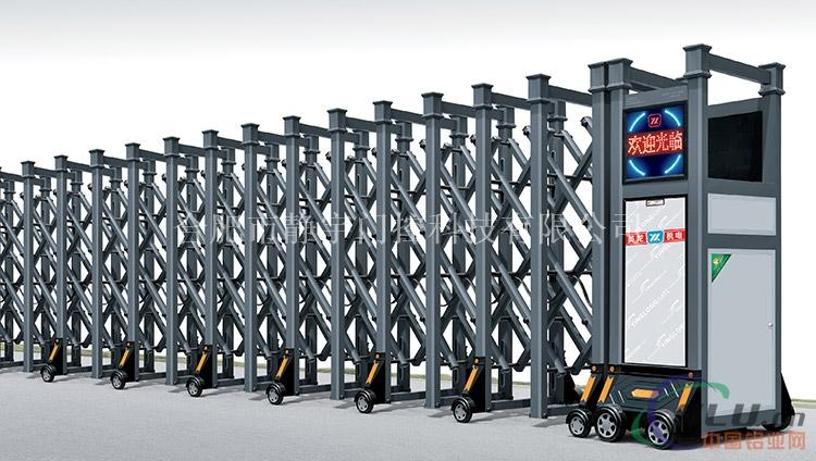 使用电源:单相220v或三相380v,50hz 电动伸缩门机功率:370w―1500w
