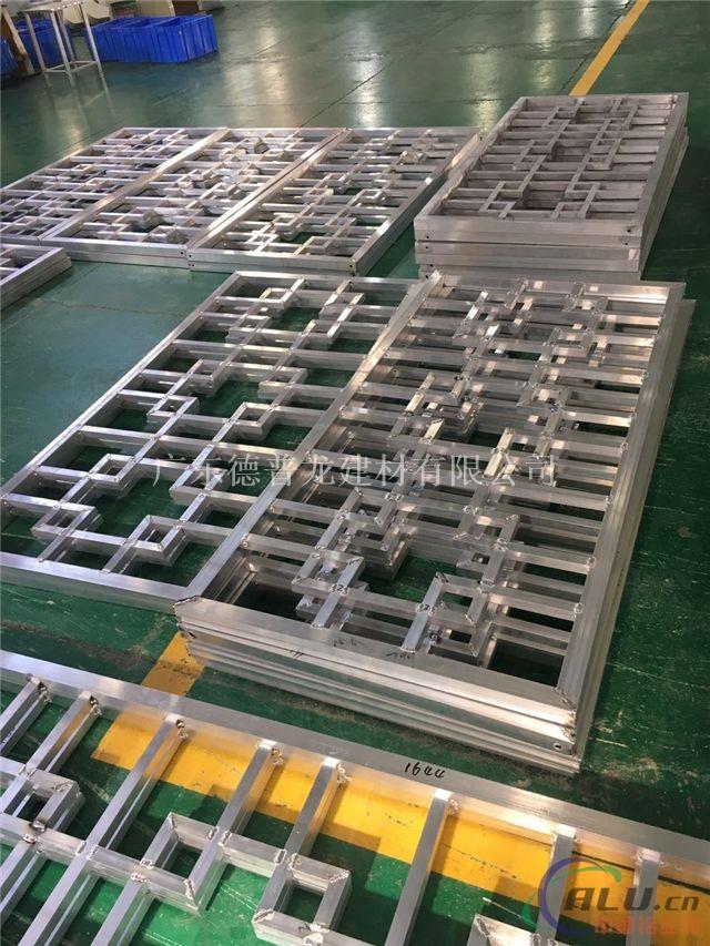 氟碳铝单板外墙&&图案雕刻幕墙铝窗花厂家