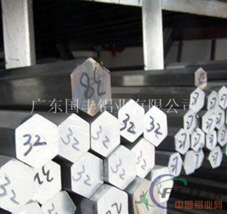 环保6061-T6六角铝棒