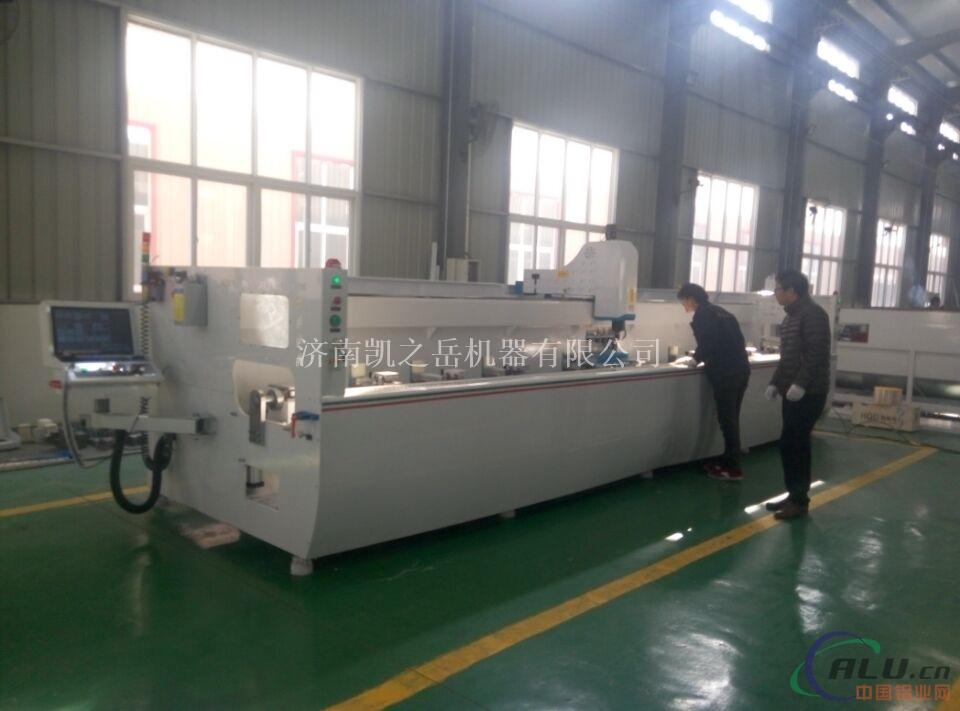 凯岳工业铝材数控铣床的出厂价为