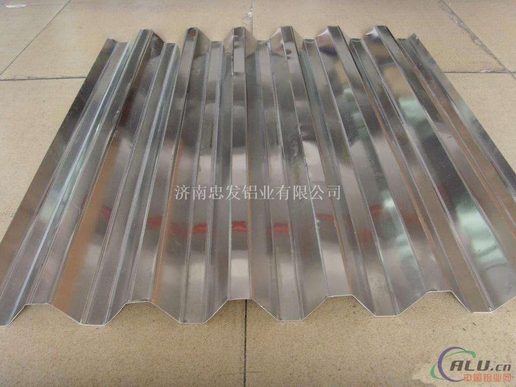 山东定尺生产铝瓦楞版,波纹板中国铝业网
