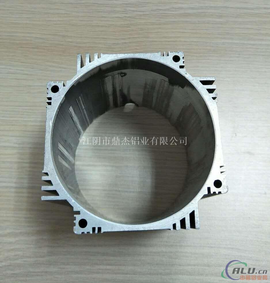 鼎杰牌精加工生产气缸铝型材