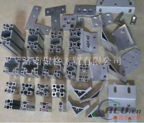 输送线铝型材供应厂输送线型材加工