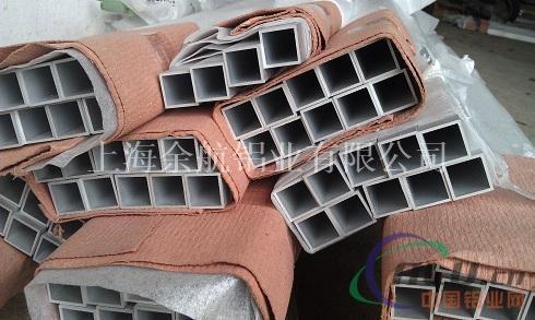 库存大量5A05【59090】氧化铝方管批发