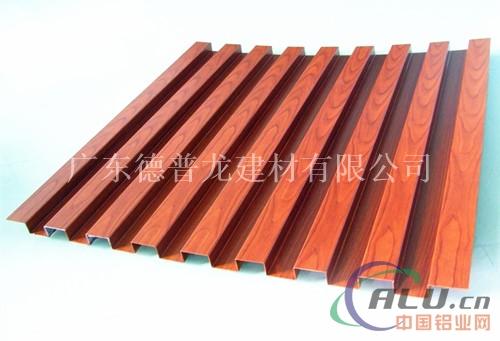 小门头装饰推荐使用镀锌钢长城板