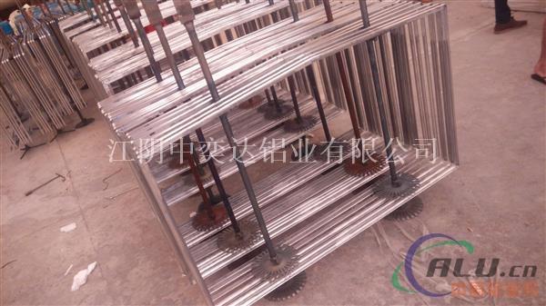 华东最大规模电视机铝边框加工厂家