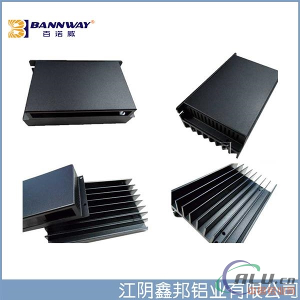开模工业型材散热片,太阳花等各种型材