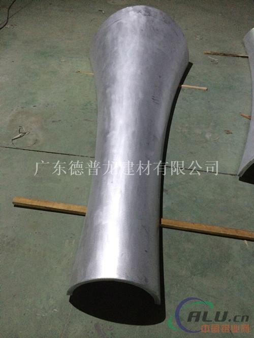 供应氟碳铝单板包柱厂家--德普龙