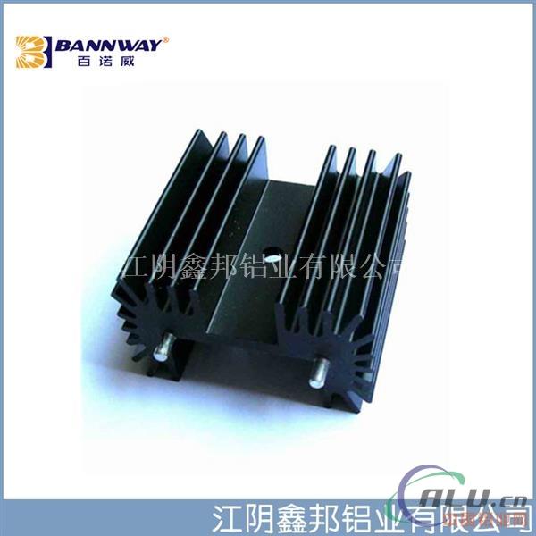 散热器铝型材开模生产散热器铝型材厂