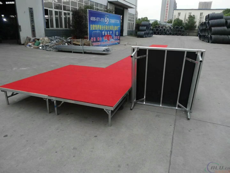 舞台桁架便捷性也是客户的侧重点之一