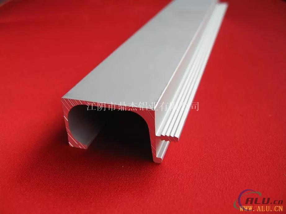 精加工开模定做T型材铝型材