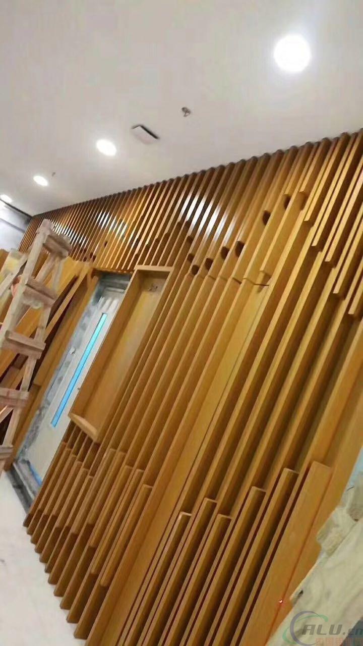 热转印木纹铝方通技术厂家