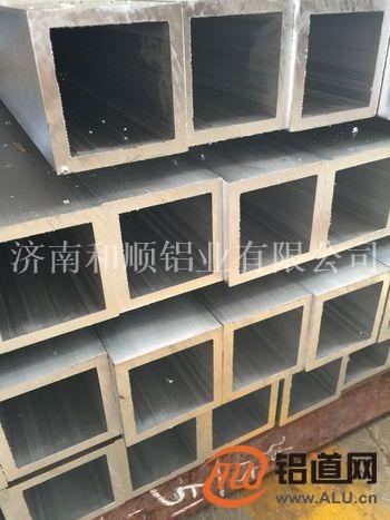 6063铝方管铝方通