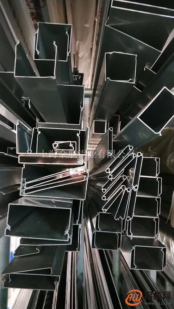 上海厂家直销6070铝方管