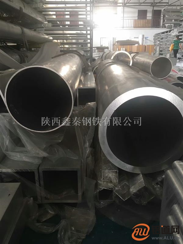 厚壁空心铝管现货库存销售