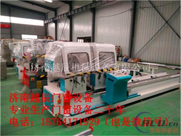 江西九江市全套制作断桥铝门窗设备多少钱