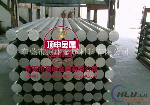 船舶用3003挤压铝棒 3003铝棒密度