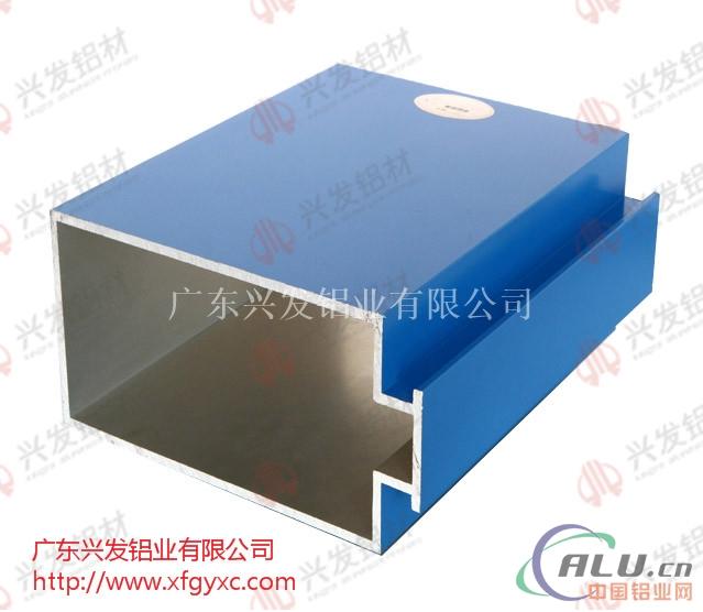 6063铝合金管材规格定制幕墙