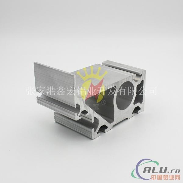 鑫宏铝业流水线铝型材