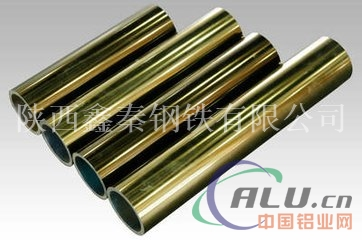 氧化6063彩色铝管 规格齐全