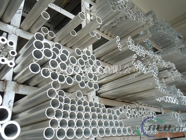 供应铝合金圆管 大口径铝管