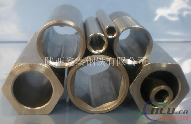 6063铝管特种无缝铝管