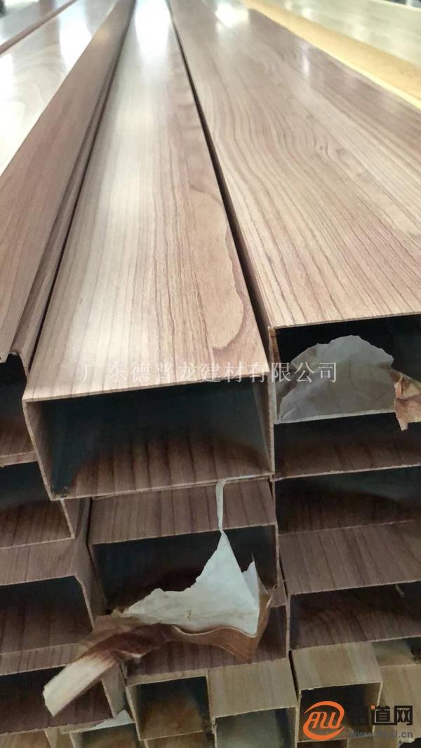 绿色环保铝合金方通价格_铝方通厂家定制