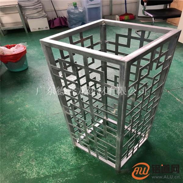 公园木纹铝型材供应商