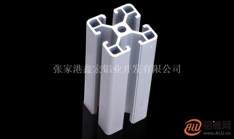 生产流水线铝型材