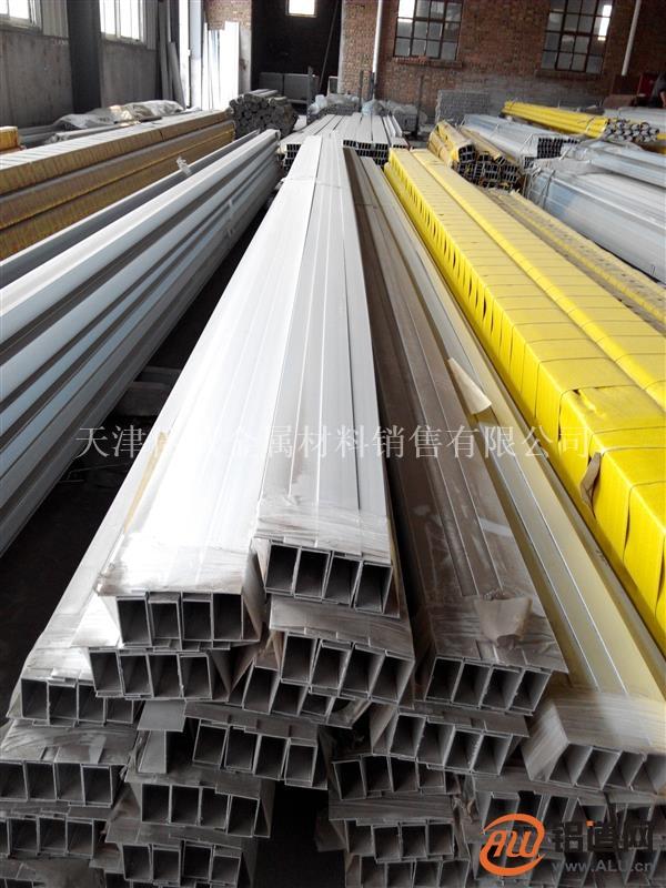 5052铝管 6063铝管 6005铝管 无缝铝管