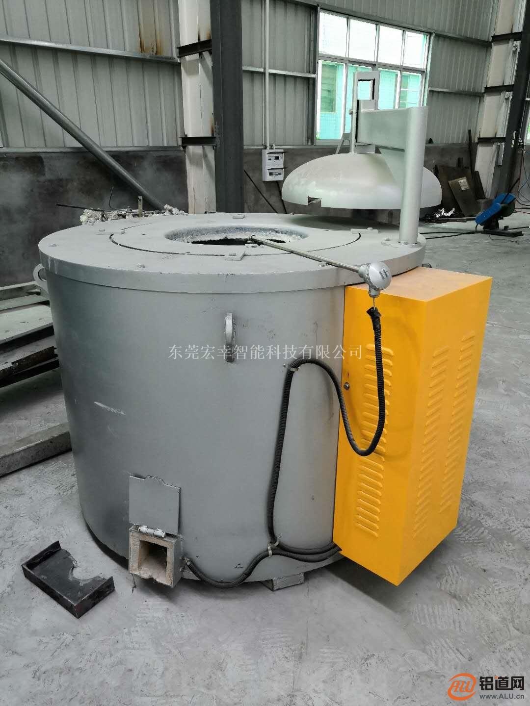 铝合金熔解保温炉 熔化电炉