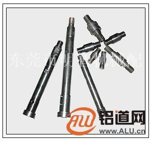 供应优质铝合金压铸机配件射料杆压射杆