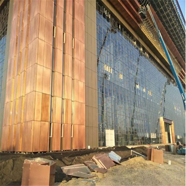 河南拉丝铝单板生产厂家-德普龙建材公司