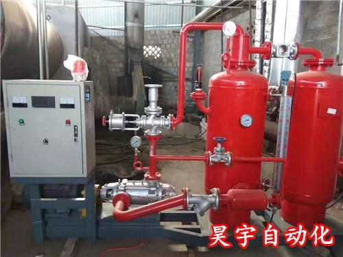 腾阳蒸汽回收机为酒店节能数万元