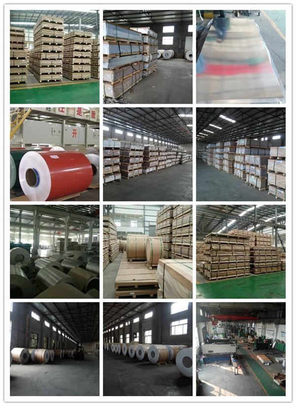 山东厂家优质合金铝板供应