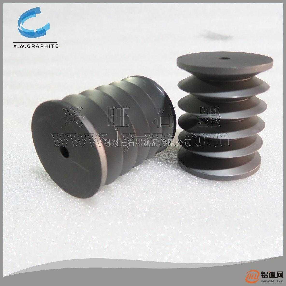 石墨集束轮 石墨滚轮 石墨轮  玻纤行业用
