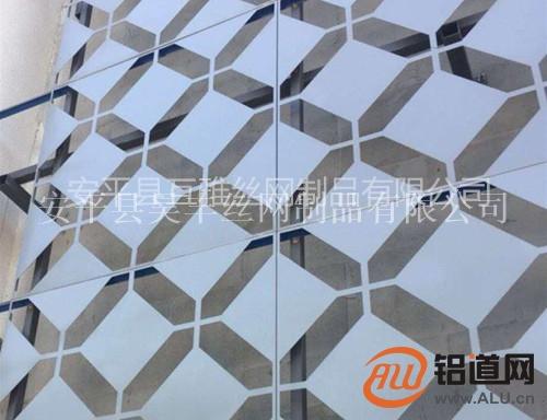铝板装饰冲孔板的作用