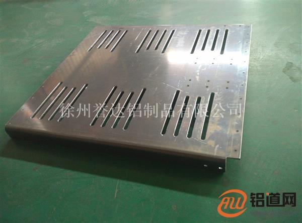 徐州誉达冲孔铝板加工 定制长条型腰圆孔